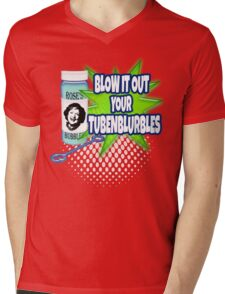 Blow it Mens V-Neck T-Shirt