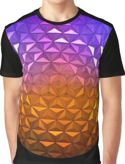 A Grand and Miraculous Spaceship Graphic T-Shirt