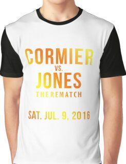 Jon Jones UFC 200 Graphic T-Shirt