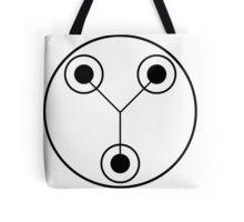 Simple Flux Capacitor Schematic Tote Bag