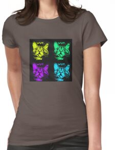 Wut. Womens Fitted T-Shirt