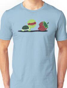 Strawberry Turtle Unisex T-Shirt
