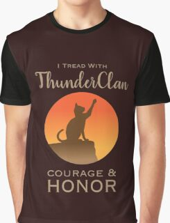 ThunderClan Pride Graphic T-Shirt