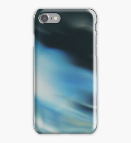 Blue Ripples iPhone Case/Skin