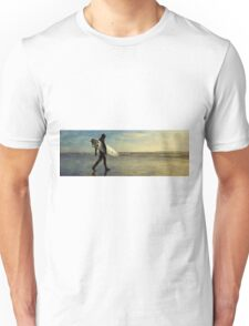 Heading into the Surf Unisex T-Shirt