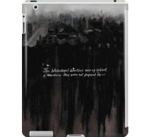 Altered, Dawn of the Modern Killer iPad Case/Skin