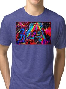 Doctor Steven Ditko is Strange Tri-blend T-Shirt