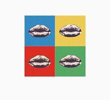 Lips Andy Warhol sticker Unisex T-Shirt