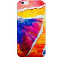 Oil pastel designs  iPhone Case/Skin