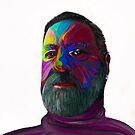 Colour Me In Paint And Call Me Ian by Epicurian