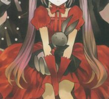 Pandora Hearts - Oz, Alice & Gilbert Sticker