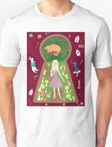 Alice (Fairy Tale Fashion Series #4) Unisex T-Shirt
