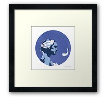 """Swan Queen"" Framed Print"