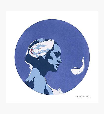 """""""Swan Queen"""" Photographic Print"""
