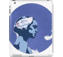 """""""Swan Queen"""" iPad Case/Skin"""