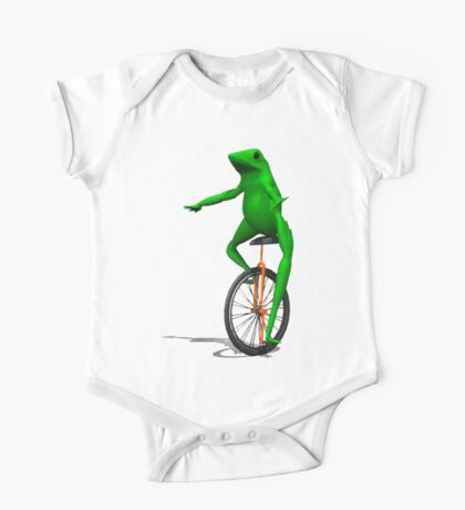 DAT BOI FROG MEME INTERNET PEPE RARE One Piece - Short Sleeve