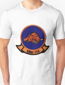 VAW-114 Hormel Hawgs Unisex T-Shirt