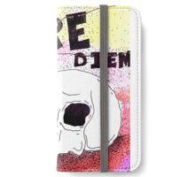 Carpe Diem iPhone Wallet/Case/Skin