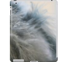 Feather touch .... iPad Case/Skin