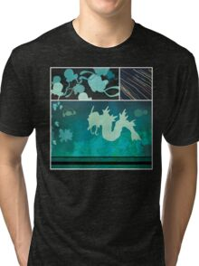 Count Your Creatures Tri-blend T-Shirt