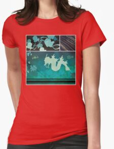 Count Your Creatures Womens Fitted T-Shirt