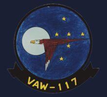 VAW-117 Wallbangers Baby Tee