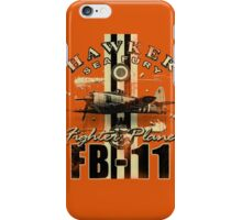 sea fury iPhone Case/Skin