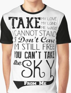 Firefly Theme song quote Graphic T-Shirt