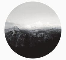 Yosemite x Glacier Point One Piece - Long Sleeve