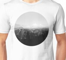 Yosemite x Glacier Point Unisex T-Shirt