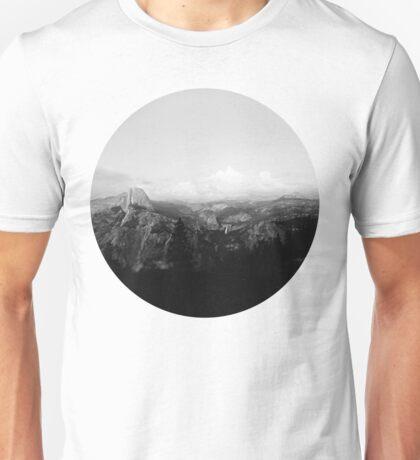 Yosemite x Glacier Point Unisex T-Shirt