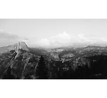 Yosemite x Glacier Point Photographic Print