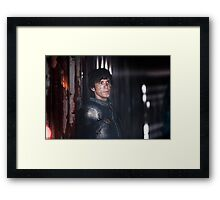 Bellamy Blake - Season 3 - Poster Framed Print