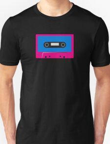 Retro Vintage Cassette Tape - Cool Pop Music T Shirt Prints Stickers T-Shirt