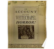 Altered, Newspaper Headline ~ HORROR! Poster