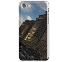 Mad Rush for Cash - Flamingo Road at Caesars Palace in Las Vegas iPhone Case/Skin