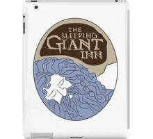 The Sleeping Giant Inn iPad Case/Skin