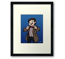 Doctor Who - Eleventh Doctor Framed Print