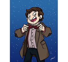 Doctor Who - Eleventh Doctor Photographic Print