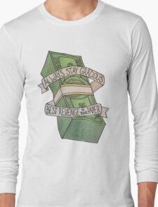 Best Revenge Is Your Paper Long Sleeve T-Shirt