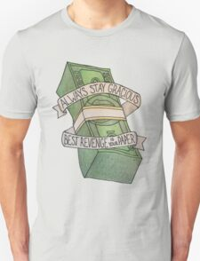 Best Revenge Is Your Paper T-Shirt