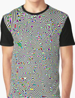 Maze On Acid Graphic T-Shirt