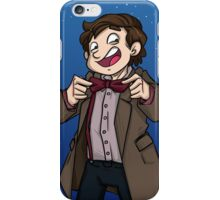 Doctor Who - Eleventh Doctor iPhone Case/Skin