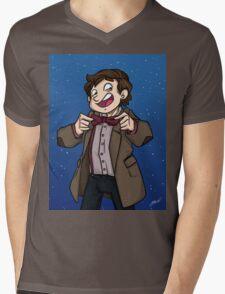 Doctor Who - Eleventh Doctor Mens V-Neck T-Shirt