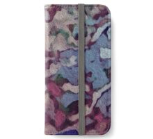 Poppy Dreams iPhone Wallet