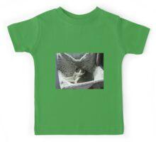 Cosy Cookie - Friendly Feline Kids Tee