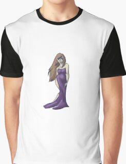 Violet Love Graphic T-Shirt