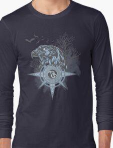 Design Elite Eagle Long Sleeve T-Shirt