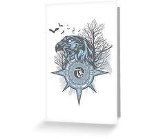 Design Elite Eagle Greeting Card