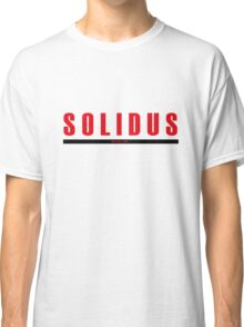 Solidus Special Ops Classic T-Shirt